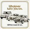 VW - 1974 - Whatever turns you on. - 36-10-41011 - [9515]