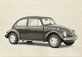 VW - 1968 - Beetle, VW press pictures - [9591]