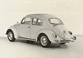 VW - 1961 - Beetle, VW press pictures - Faltdach - [9592]