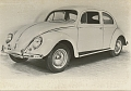 VW - 1952 - Beetle, VW press pictures - Zwitter - [9594]