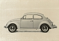 VW - 1966 - Beetle, VW press pictures - [9595]