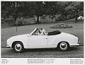 VW - 1958 - Karmann Ghia 14, VW press pictures - [9608]