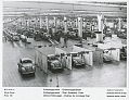 VW - 1958 - Beetle, VW misc, VW press pictures - VW Werk Wolfsburg Endmontageband - [9612]