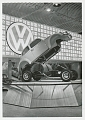 VW - 1963 - Beetle, VW press pictures - IAA Stand 1963 - [9615]