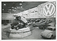 VW - 1963 - Beetle, VW press pictures - IAA Stand 1963 - [9616]