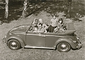 VW - 1963 - Beetle Convertible, VW press pictures - IAA 1963 - [9620]