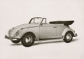VW - 1963 - Beetle Convertible, VW press pictures - IAA 1963 - [9621]