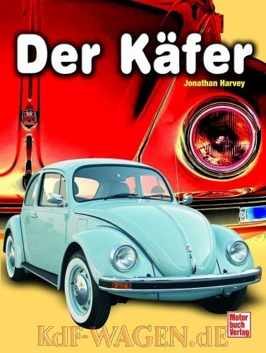 VW - Der Käfer - Jonathan Harvey - 9783613030923 - [9675]-1