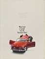 VW - 1962 - What kind of people buy the Karmann Ghia? - [9682]