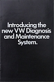VW - 1970 - Introducing the new VW diagnosis and maintenance system - 545-420-200 - [9730]