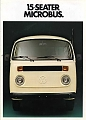 VW - 1982 - 15 Seater Microbus - 45362  5/82 - [9745]