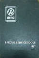 VW - 1957 - Special Service Tools 1957 - [9811]