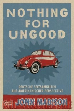 VW - Nothing For UnGood - John Madison - 9783404606238 - [9812]-1