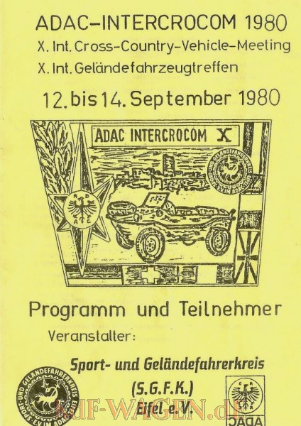 VW - 1980 - ADAC INTERCROCOM X - [9985]-2