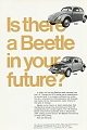 VW - 1974 - Is there a Beetle in your future? - [9987]