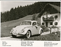 VW - 1961 - Beetle, VW press pictures - [10105]