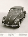 VW - 1961 - Beetle, VW press pictures - [10106]