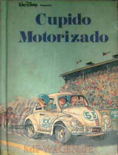 VW - Cupido Motorizado - Walt Disney Productions - [10124]-1