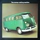 VW brochures - The money making machine,1974,42.101 2/4