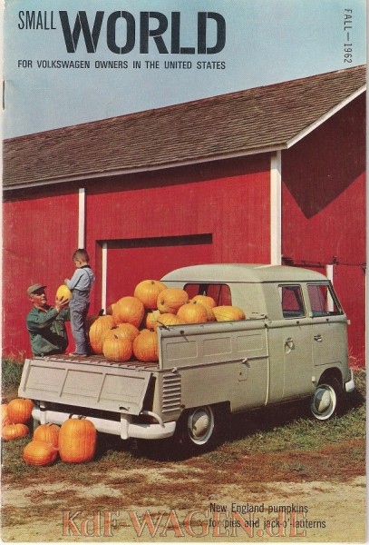 VW - 1962 - small world fall saison - [10159]-1