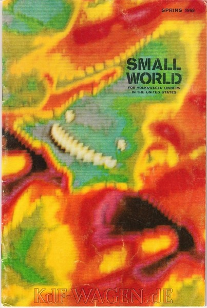 VW - 1969 - small world spring saison - [10163]-1