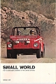 VW - 1972 - small world  - [10199]