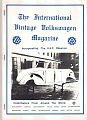 VW - 1988 - The international Vintage Volkswagen Magazine - 1 - [10252]