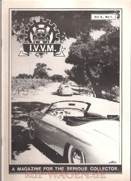 VW - 9999 - The international Vintage Volkswagen Magazine - 6-1 - [10258]-1