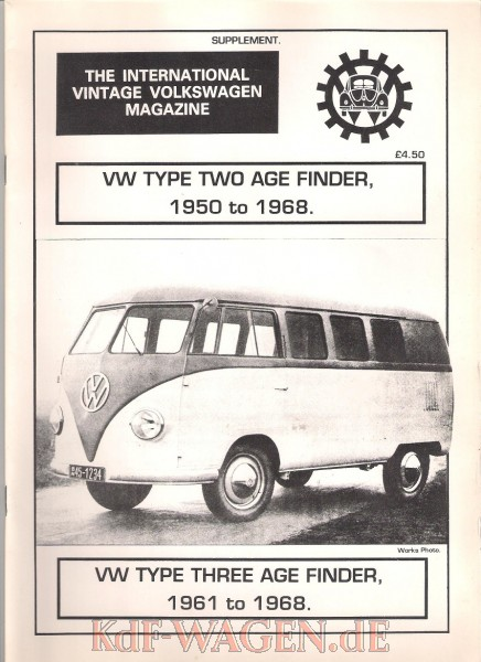 VW - 9999 - The international Vintage Volkswagen Magazine - type 2 - [10267]-1
