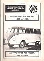 VW - The international Vintage Volkswagen Magazine - type 2 - [10267]
