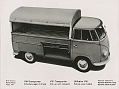 VW - 1957 - Bus, T1, VW press pictures - [10398]