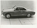 VW - 1957 - Karmann Ghia 14, VW press pictures - [10402]