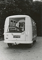 VW - 1958 - Bus, T1, VW press pictures - VW Krankenwagen - [10430]