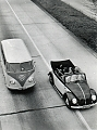 VW - 1952 - Beetle, Split, Bus, T1, Bandoor, Beetle Convertible, VW press pictures - [10498]