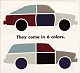 VW brochures - They come in 6 colors,1965,33-32-62010