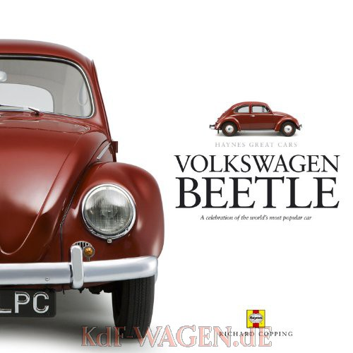 VW - Volkswagen Beetle: A Celebration of the World's Most Popular Car - Richard Copping - 978-1844259663 - [10659]-1