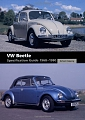 VW - VW Beetle: Specification Guide 1968-1980 - James Richardson  - 978-1847971678 - [10666]