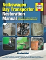 VW - Volkswagen Bay Transporter Restoration Manual - Fletcher Gillett - 978-0857332455 - [10700]