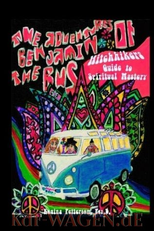 VW - Adventures of Benjamin the Bus - Regina Petterson - 9780692655931 - [10779]-1