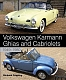 VW books - Volkswagen Karmann Ghias and Cabriolets,2012,9781847974181
