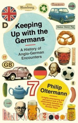 VW - Keeping up with the Germans - Philip Oltermann - 9780571240197 - [10782]-1